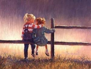 Il y aura toujours des beaux jours pour ceux qui ont de la beauté dans le cœur