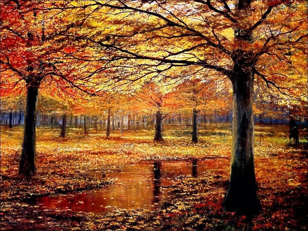 La couleur des mots l t indien - Images d automne gratuites ...